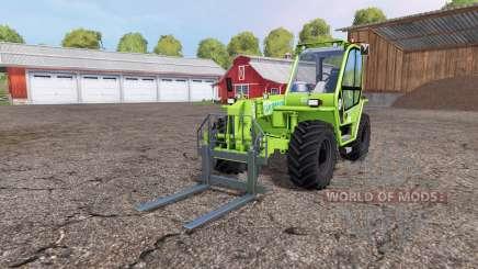 Merlo P41.7 Turbofarmer v4.0 für Farming Simulator 2015