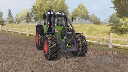 Fendt 820 Vario TMS forest pour Farming Simulator 2013