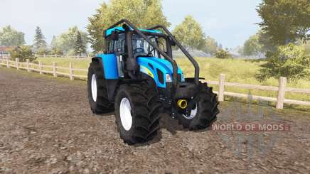 New Holland T7550 forest pour Farming Simulator 2013