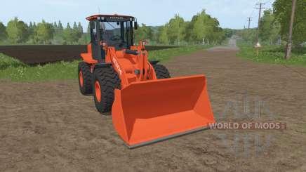 Hitachi ZW150-6 v1.1 pour Farming Simulator 2017