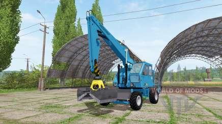 Fortschritt T174-2 pour Farming Simulator 2017