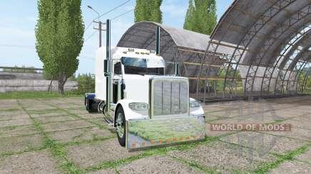 Peterbilt 389 pour Farming Simulator 2017