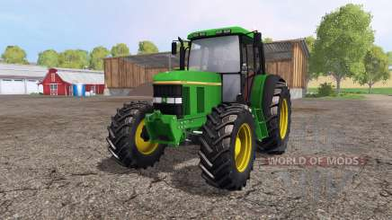 John Deere 6100 pour Farming Simulator 2015