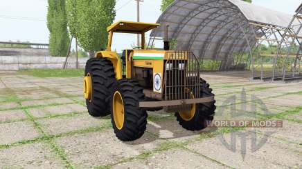 Valmet 118-4 für Farming Simulator 2017