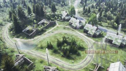 Le Village De Gorin pour Spin Tires