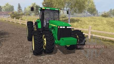 John Deere 8400 v3.0 pour Farming Simulator 2013