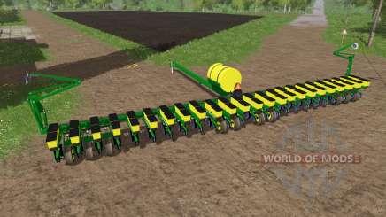 John Deere DB72 v1.1.1 pour Farming Simulator 2017