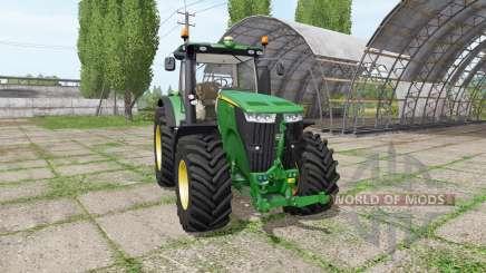 John Deere 7215R v1.0.0.1 für Farming Simulator 2017