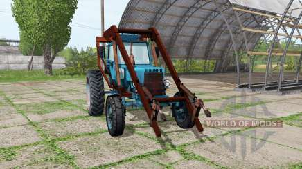 MTZ 80 Biélorussie tagamet pour Farming Simulator 2017