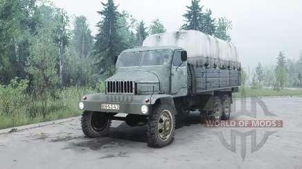 Praga V3S M2 pour MudRunner