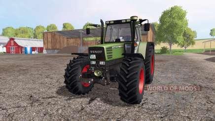 Fendt Favorit 515C Turbomatik für Farming Simulator 2015