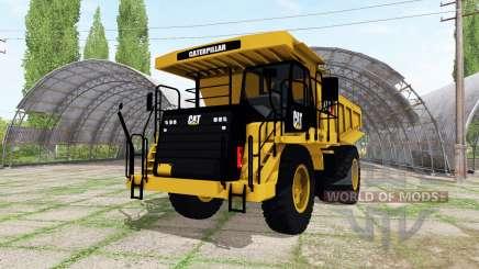 Caterpillar 773G v1.1 pour Farming Simulator 2017