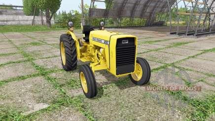 Massey Ferguson 20D pour Farming Simulator 2017