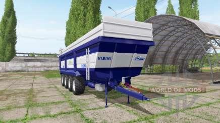Visini Tetra XL D4-950 pour Farming Simulator 2017