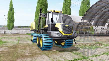 PONSSE Buffalo v1.2 für Farming Simulator 2017