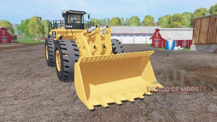 Caterpillar 994F v3.0 für Farming Simulator 2015
