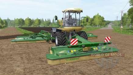 Krone BiG M 500 v1.1 pour Farming Simulator 2017