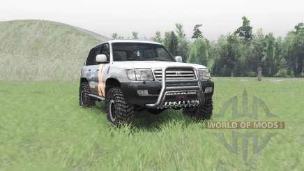 Toyota Land Cruiser 105 v4.1 für Spin Tires