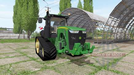 John Deere 8370RT pour Farming Simulator 2017