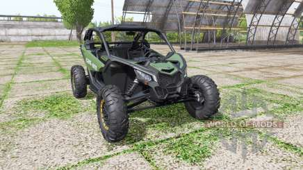 Can-Am Maverick X3 2017 v2.0 für Farming Simulator 2017