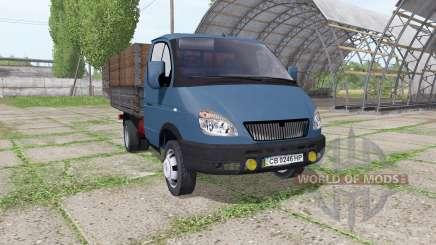 GAZ 3302 GAZelle 2003 pour Farming Simulator 2017