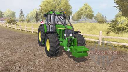 John Deere 7810 forest pour Farming Simulator 2013