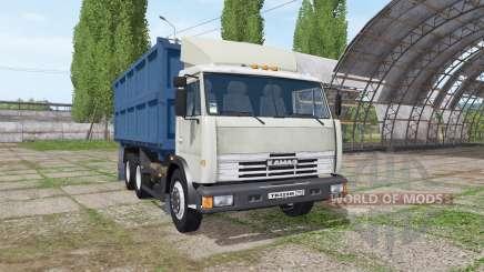 KAMAZ 45143 für Farming Simulator 2017