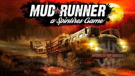 SpinTiresMod v1.6.9 pour MudRunner