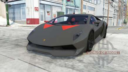 Lamborghini Sesto Elemento 2010 pour BeamNG Drive