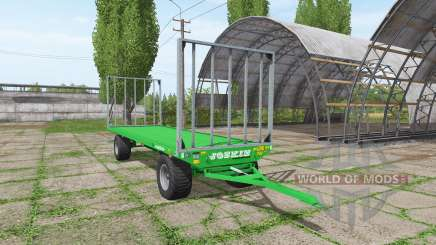 JOSKIN Wago pour Farming Simulator 2017