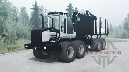 Logset 12F GT pour MudRunner