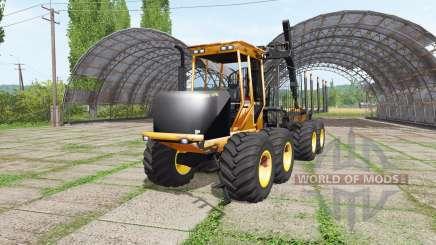 Tigercat 1075B für Farming Simulator 2017