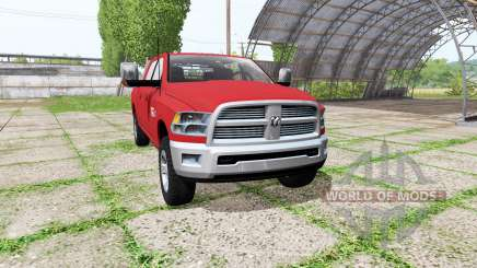 Dodge Ram 2500 pour Farming Simulator 2017