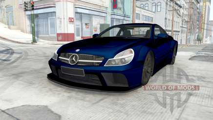 Mercedes-Benz SL 65 AMG Black Series (R230) 2008 für BeamNG Drive