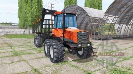 Komatsu 840.3 für Farming Simulator 2017