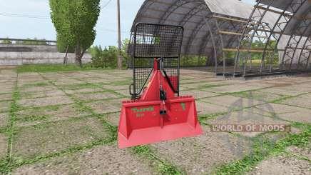 Tajfun EGV 80 AHK pour Farming Simulator 2017
