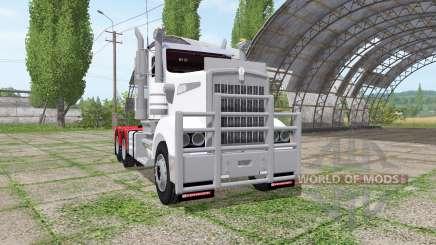 Kenworth T908 DayCab pour Farming Simulator 2017