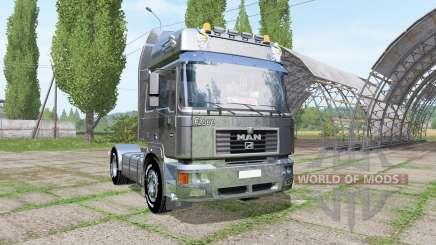 MAN F2000 19.603 FLS v2.0 pour Farming Simulator 2017