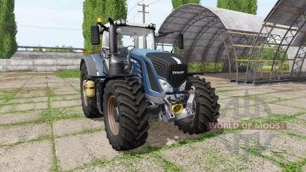 Fendt 936 Vario v4.0.2 für Farming Simulator 2017