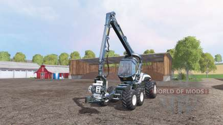 PONSSE Ergo pour Farming Simulator 2015