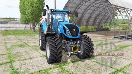 New Holland T7.290 v1.1 pour Farming Simulator 2017