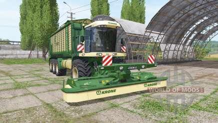 Krone BiG L 550 Prototype pour Farming Simulator 2017