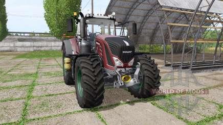 Fendt 939 Vario v4.0.3 für Farming Simulator 2017
