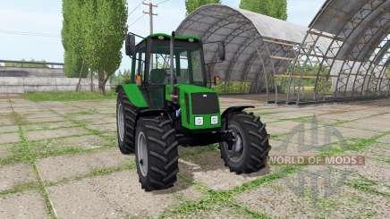 La biélorussie 826 chargeur pour Farming Simulator 2017