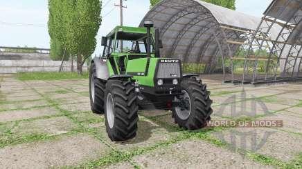 Deutz-Fahr DX140 pour Farming Simulator 2017