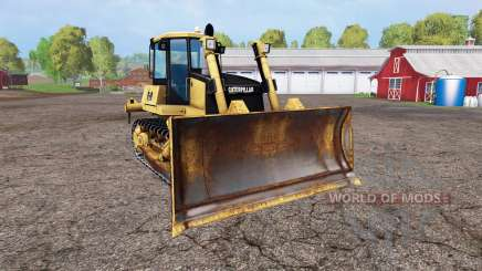 Caterpillar D9 pour Farming Simulator 2015