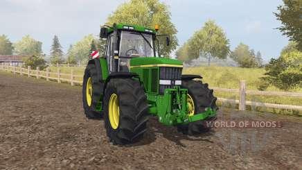 John Deere 7810 v1.2 pour Farming Simulator 2013