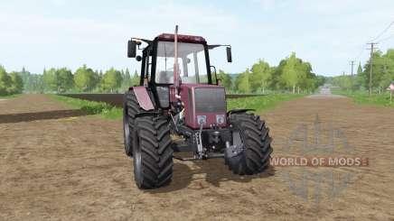 La biélorussie 826 v1.1 pour Farming Simulator 2017