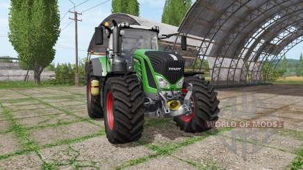 Fendt 930 Vario v4.0.1 für Farming Simulator 2017