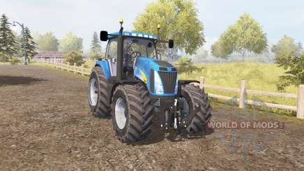 New Holland T8050 v3.0 pour Farming Simulator 2013